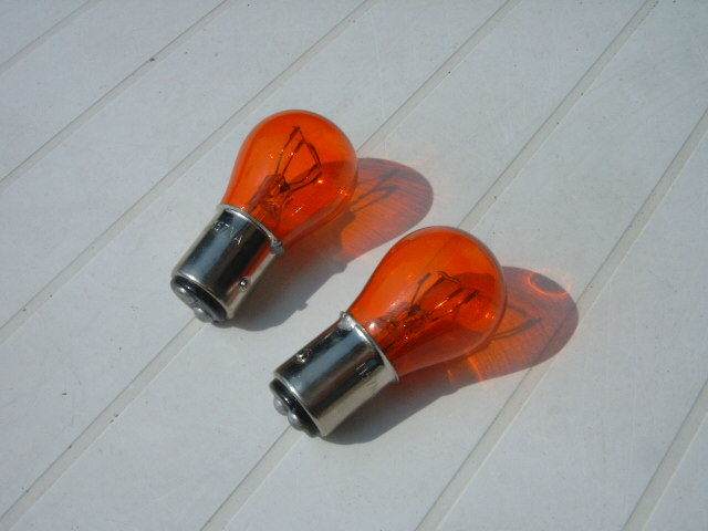 Glühbirne Typ 1157 NA