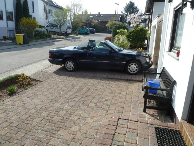A124 Cabriolet W124 E320